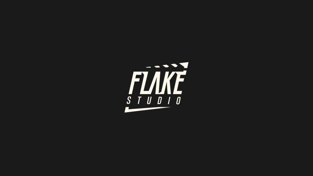 Flake Studio - Animacja logo - studio animacji